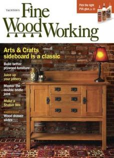 Fine Woodworking Subscription from MagazineLine.com for $35.00