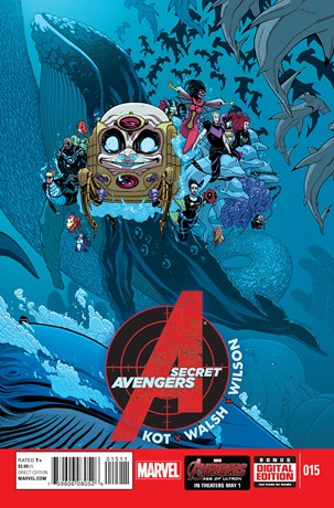 Secret Avengers Customer Service and Phone Number