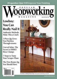 Popular Woodworking Magazine Subscription Renewal Or Give As A Gift
