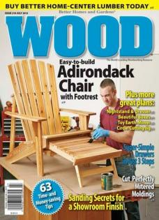 Wood Magazine Subscription Renewal Or Give As A Gift