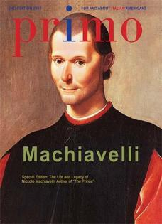 PRIMO Magazine Subscription, Renewal, or give as a Gift